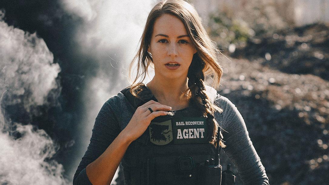 Bounty hunting with Agent Alex Haynes.