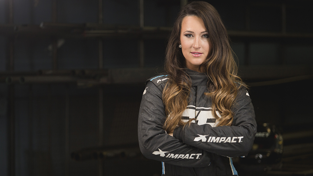 Sara Price is a Professional Motocross and Supercross racer.