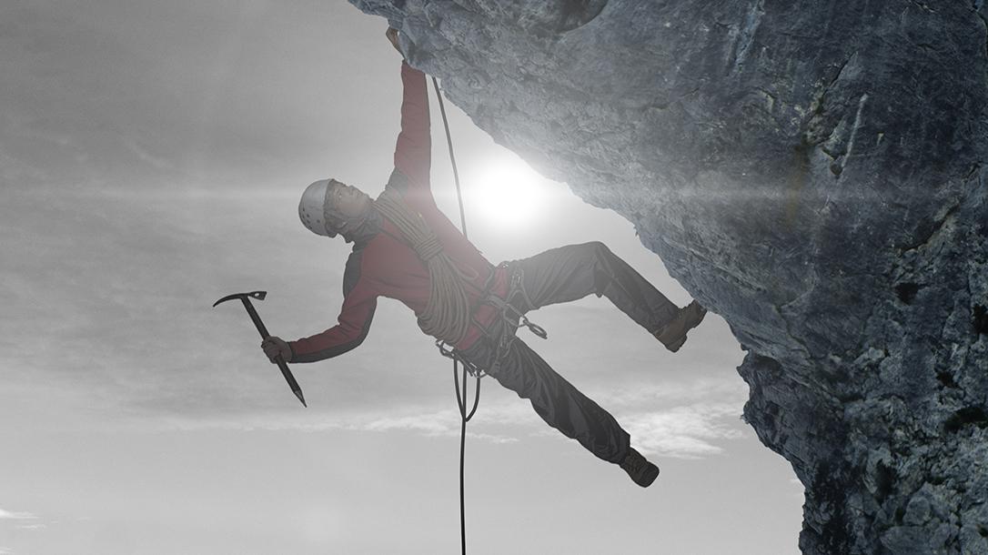 Citizen 4, the rock climber, reviews Garrison Brothers Bourbon.