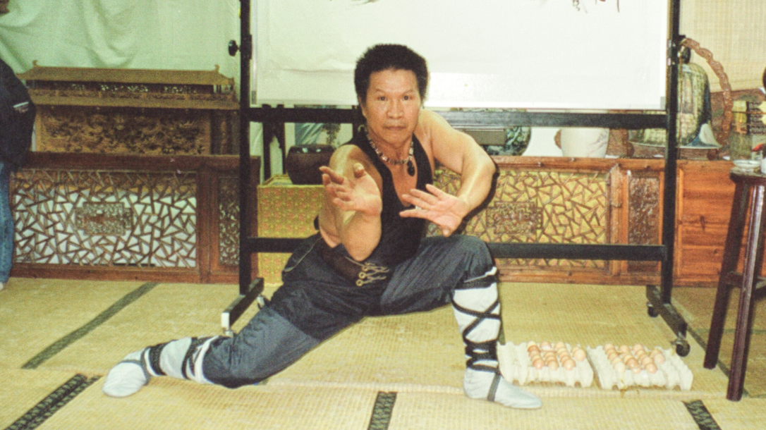 Master Tu and the ancient practice of the Iron Crotch.