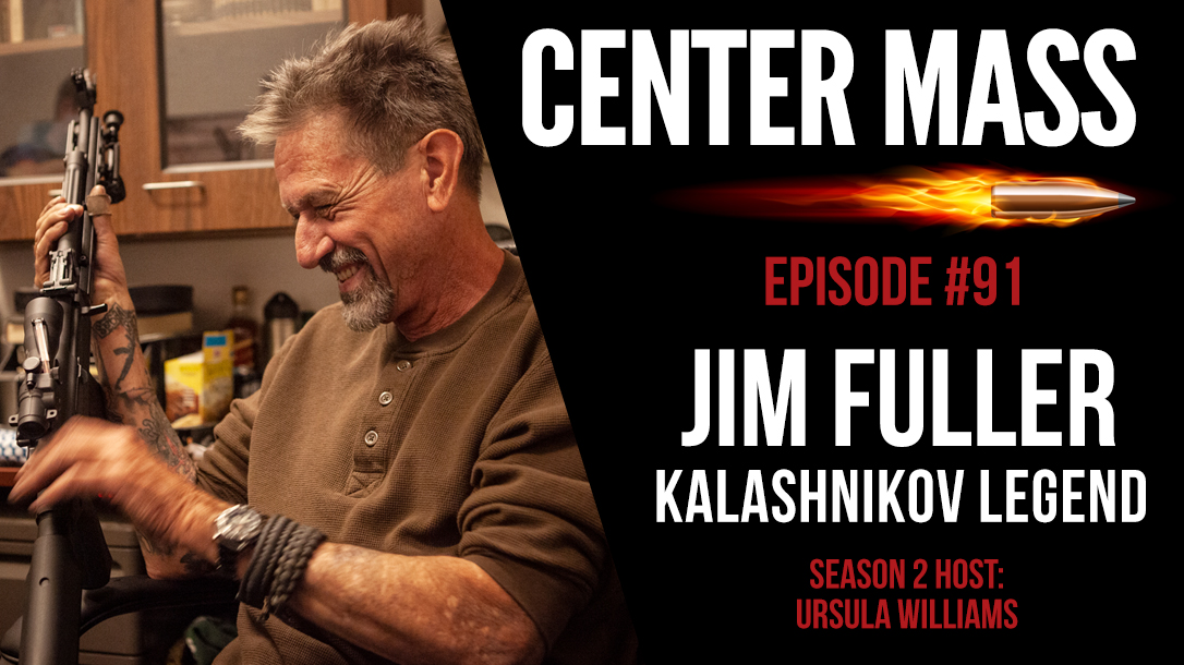 Center Mass Episode 91 with Jim Fuller.