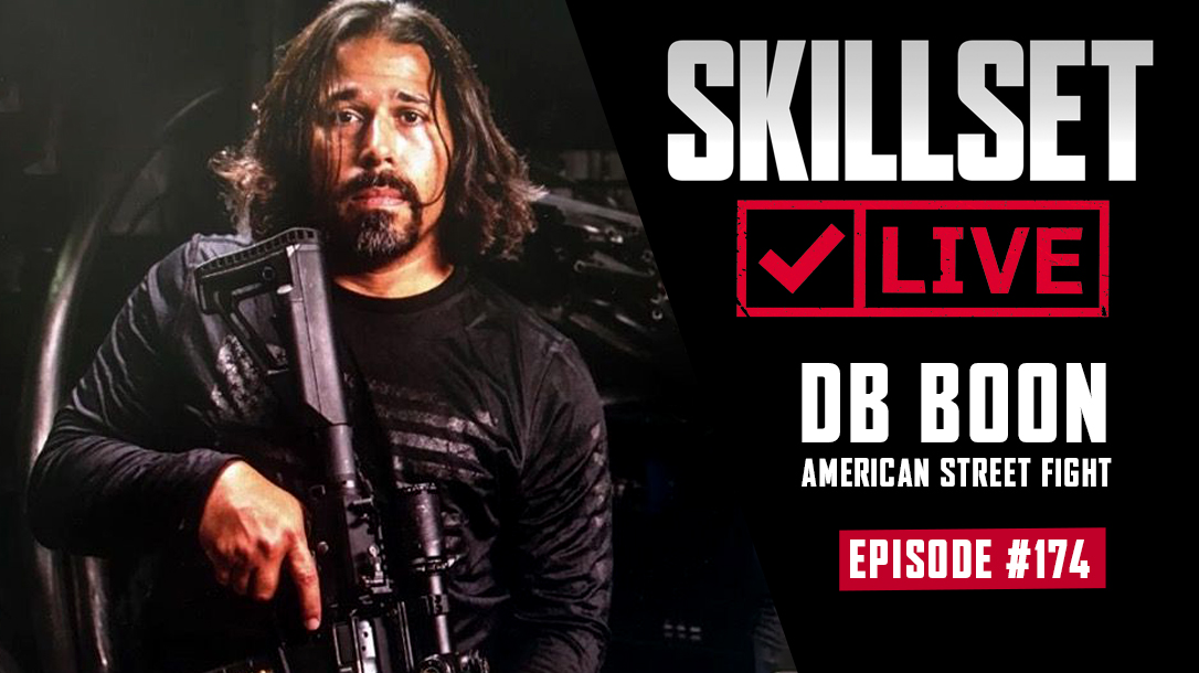 Skillset Live Episode 174 With DB Boon