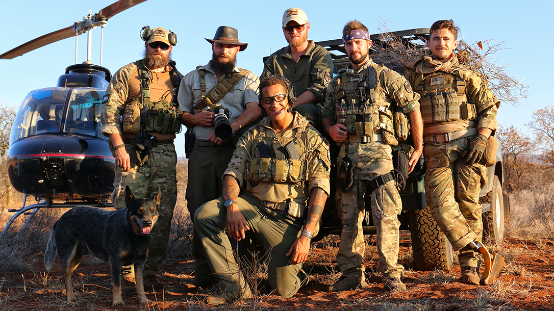 VETPAW team picture