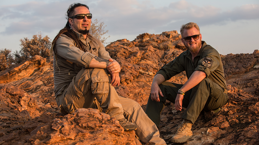Zoltan Bathory joins up with anti poaching team VETPAW.