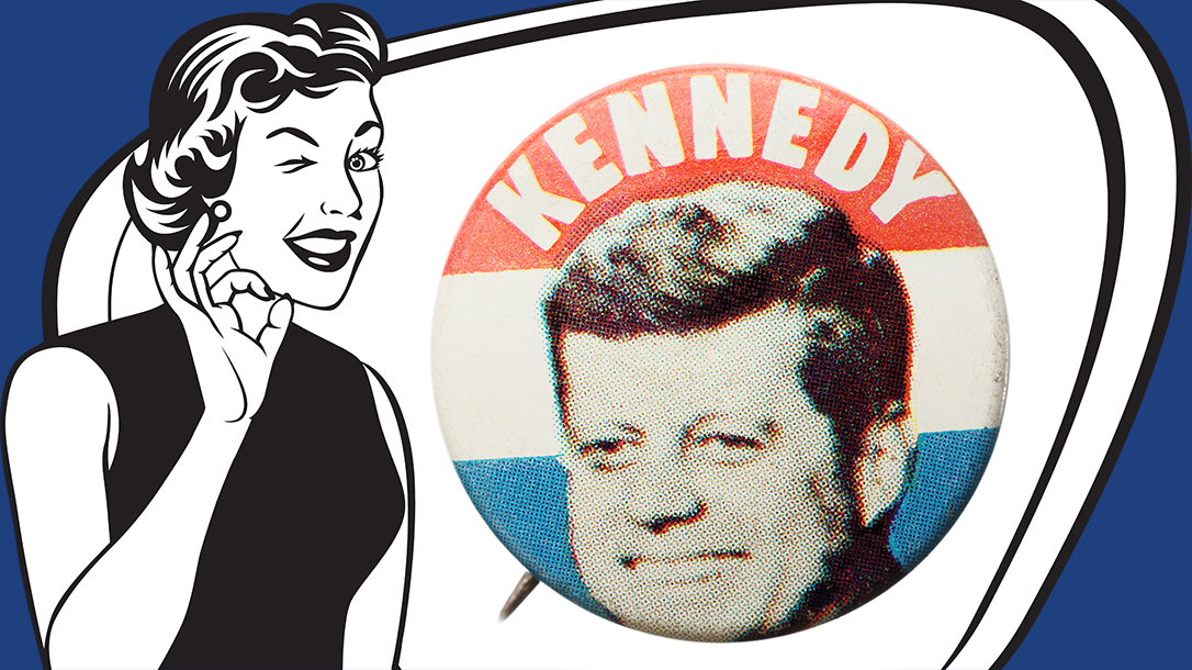 My first conspiracy theory was who really killed Kennedy.