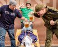 Beer Boarding