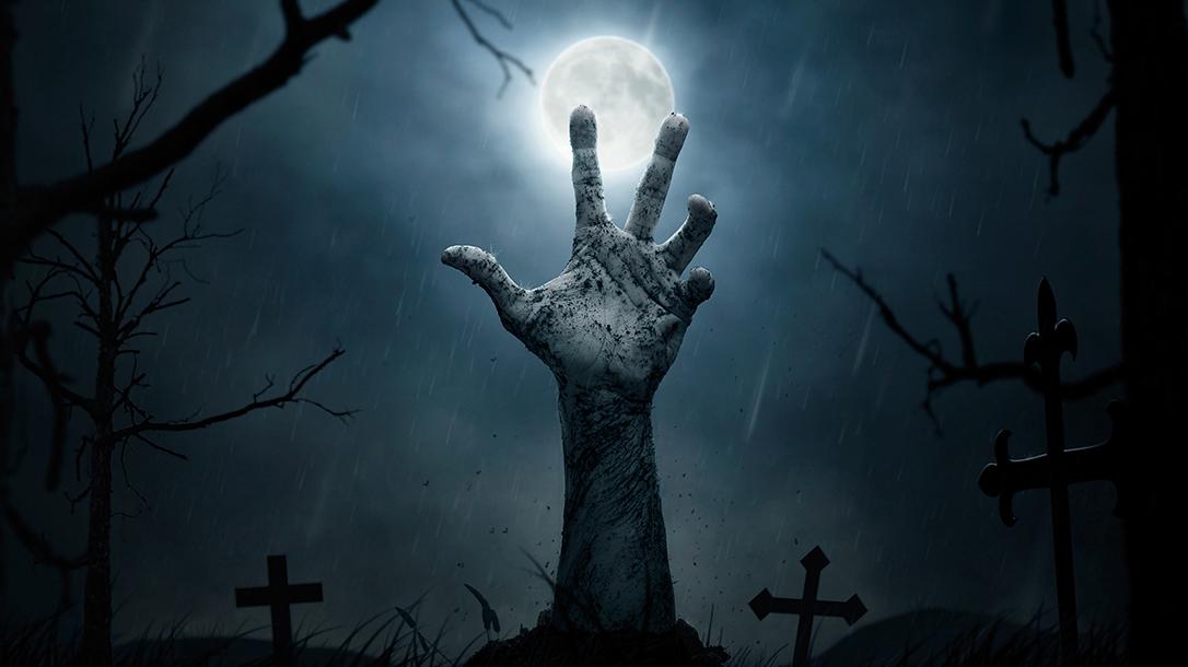Forgotten Dead Mass Grave