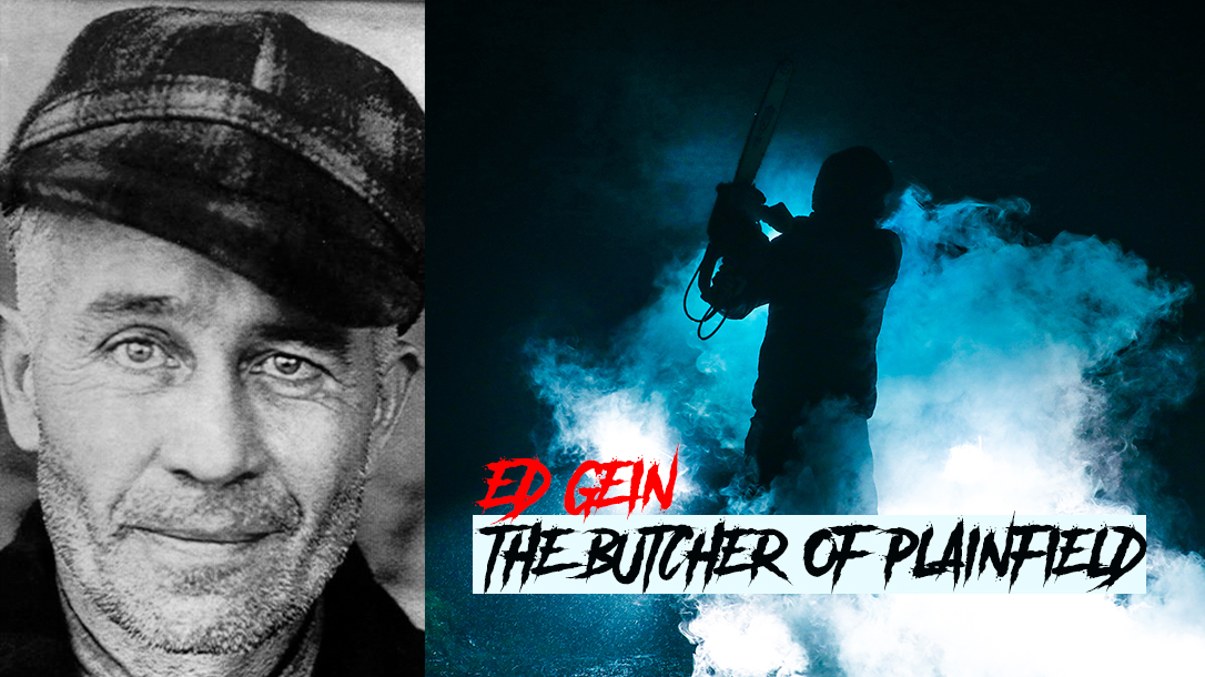 Ed Gein's real life story is the basis of many horror movies!