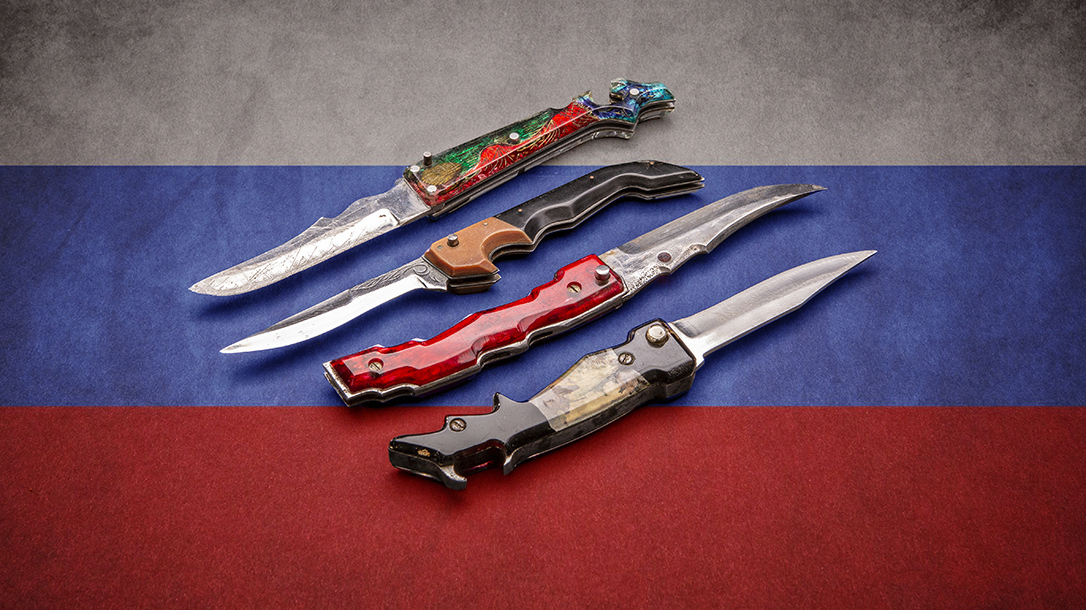 Russian Prison Shanks, Four handmade shanks worthy of any serious collector.