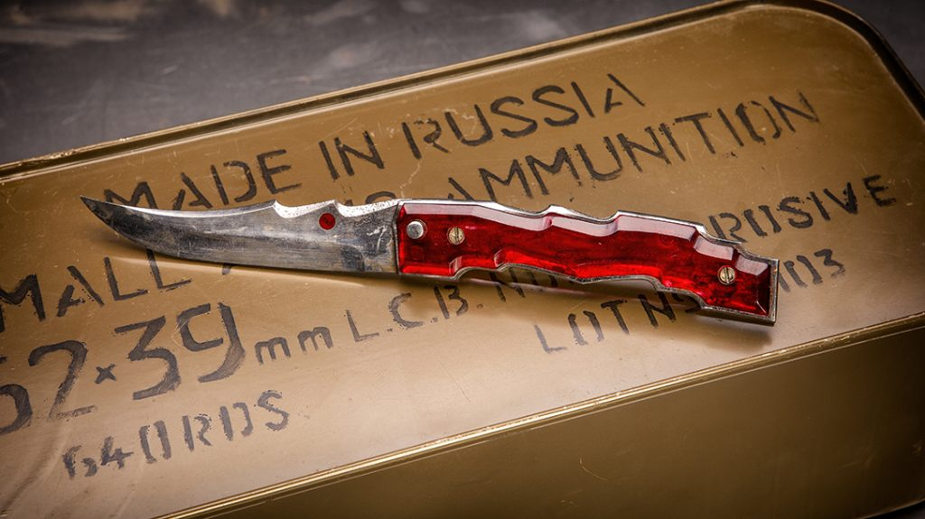 Get to know the collectors of Russian Prison Shanks!