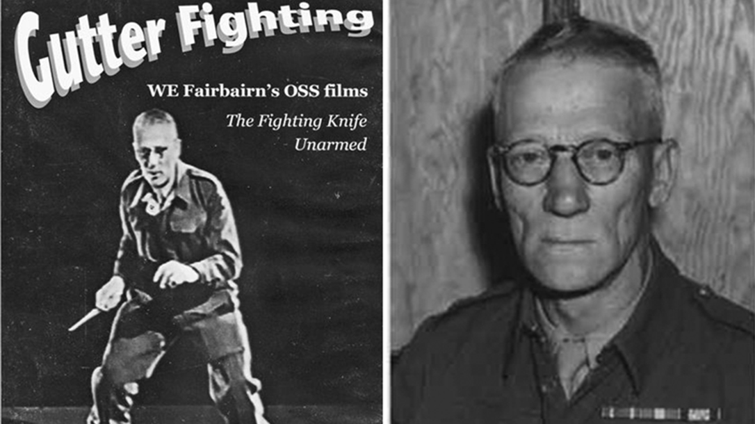 William E Fairbairn and hand to hand fighting for combat.
