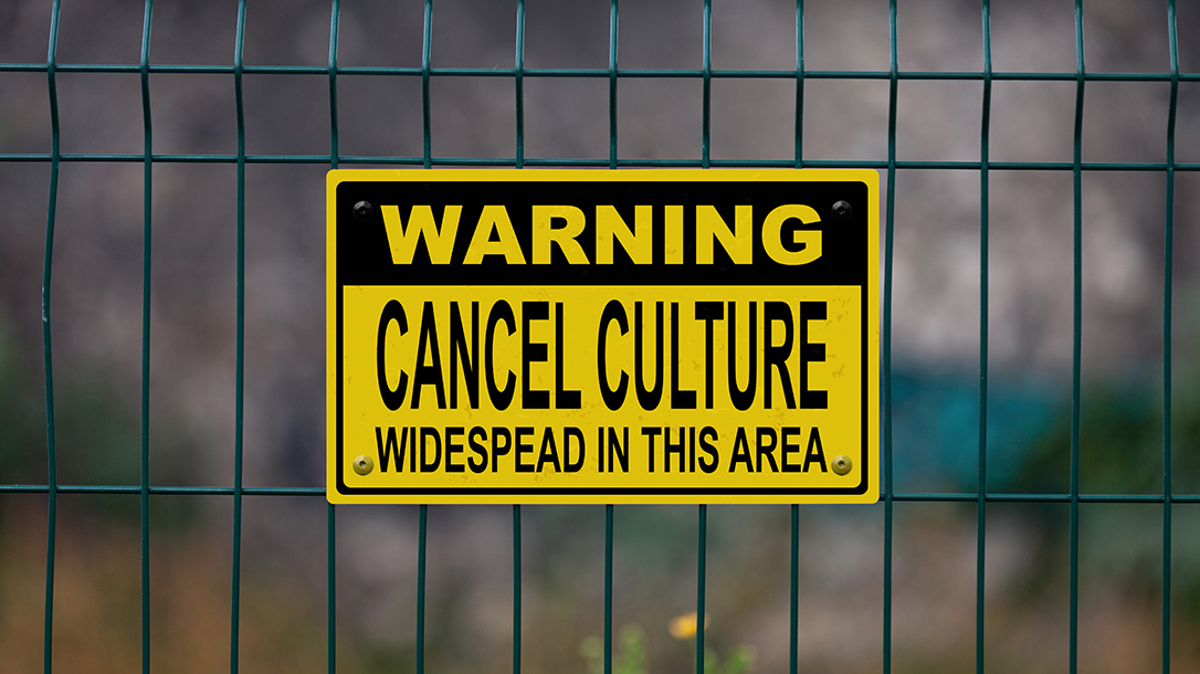 When it comes to cancel culture, always follow the money with big corporations.
