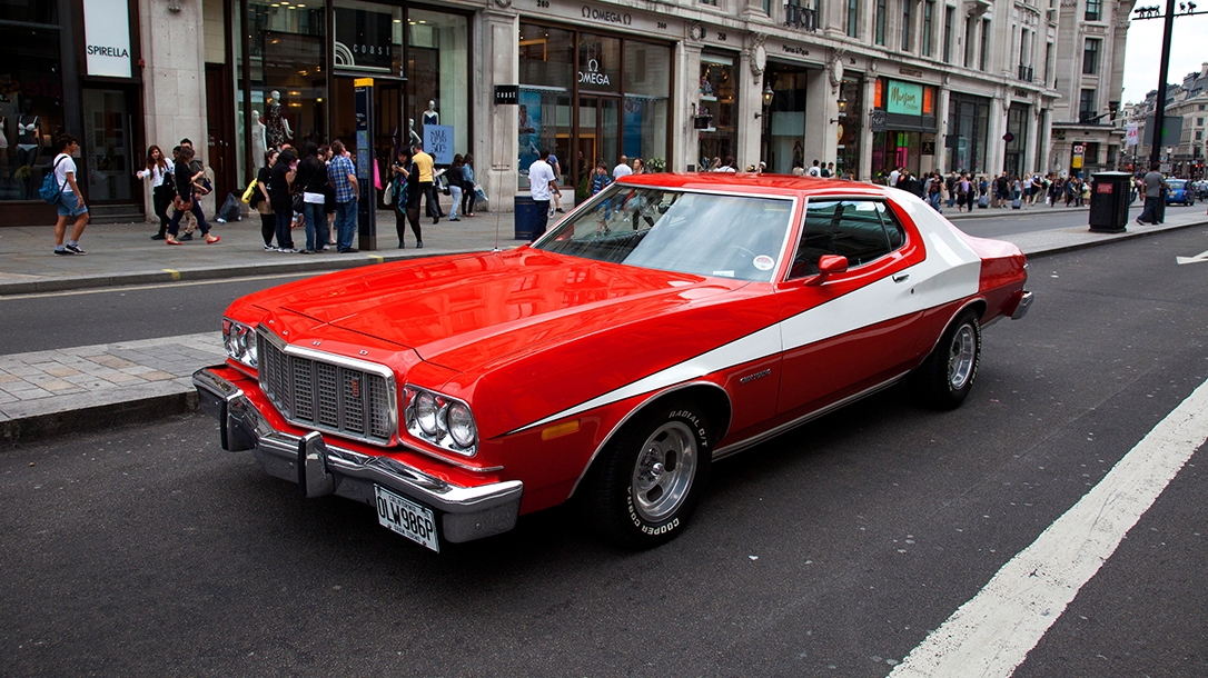 The Gran Torino, a tv icon but probably not what auto enthusiasts consider a keeper.