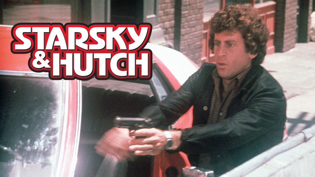 Starsky and Hutch was an iconic TV series in the 70's!