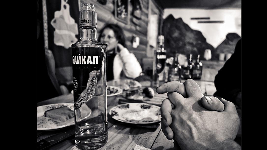 Let's talk about Vodka!