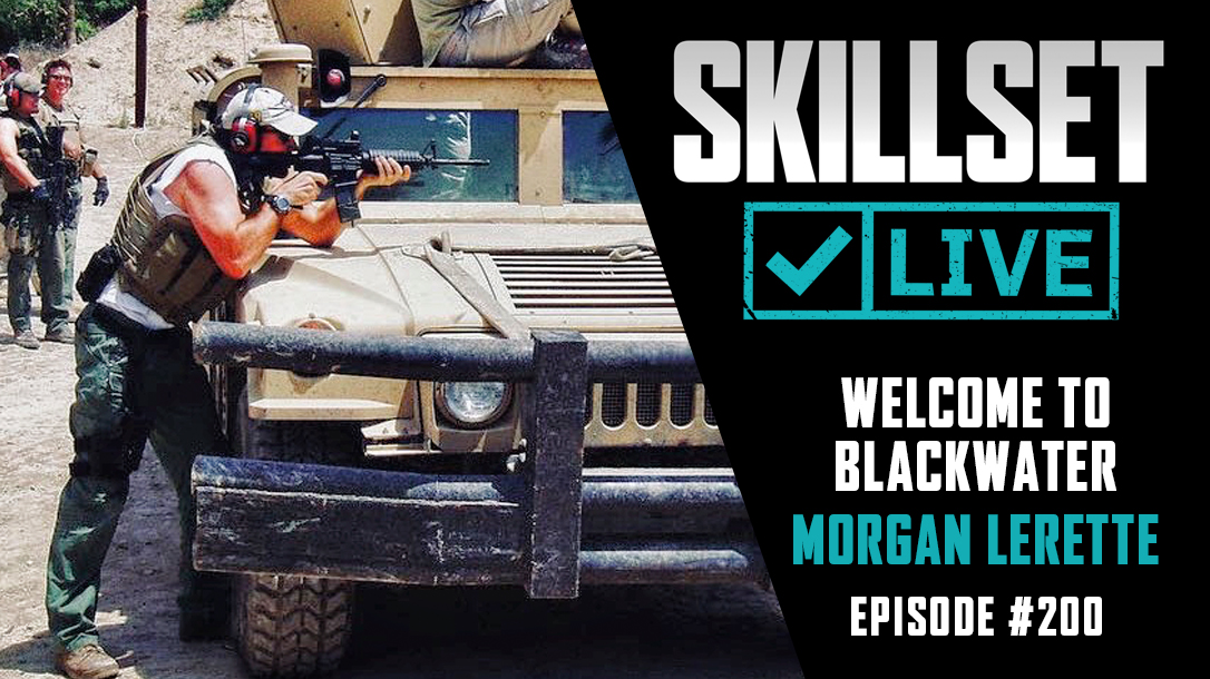 Skillset Live Episode 200 - welcome to Blackwater!