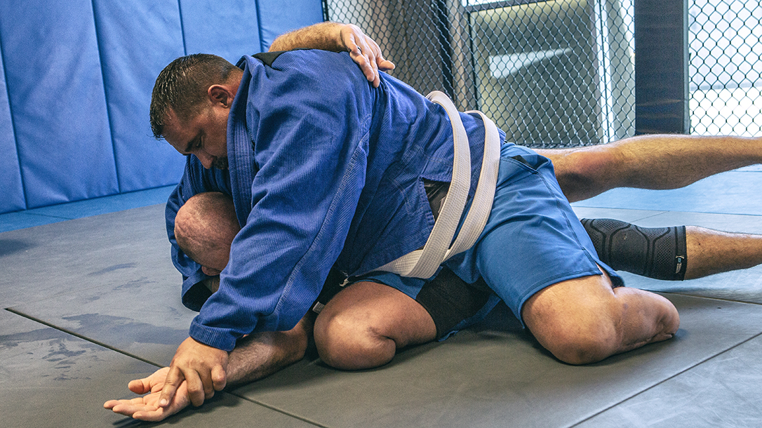 BJJ is one of the ultimate sports for building mental toughness.
