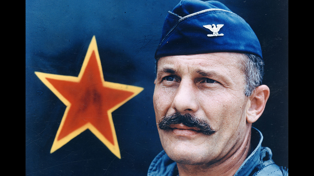 Col. Robin Olds, 1967