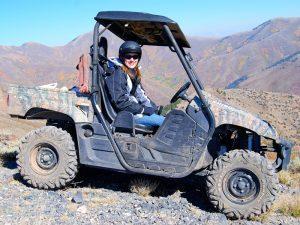 Off road ATV