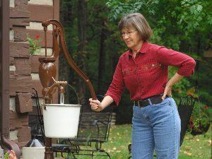 Build Your Own Rain Catcher woman lead