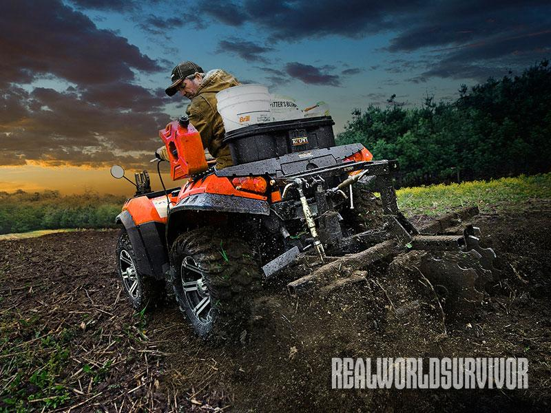 Kolpin Dirt Works ATV