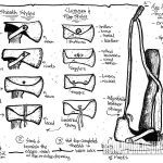 axe, axes, axe making, axe sheath, sheath