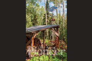 Solar Array Photo By: Thomas Kirchen