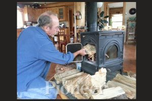 21st Century Wood-Burning | Rex A. Ewing