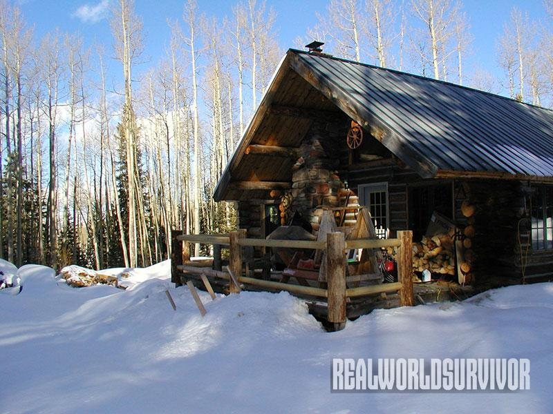 $3,000 Dream Cabin