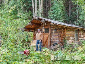 $3,000 Dream Cabin