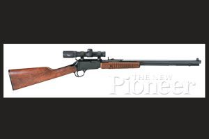 Henry Pump Action Octagon .22.