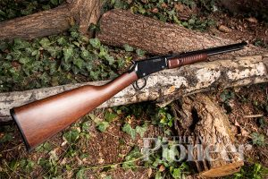 .22 Pump Action Rifle