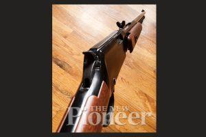 .22 Pump Action Rifle
