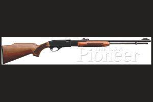 Remington Model 572 BDL Fieldmaster.