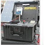 JASPak 300 Solar Generator System, generator