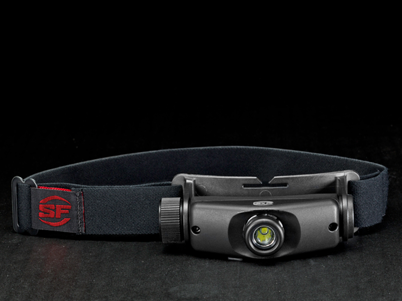 SureFire, lights, light, flashlight, headlight, SureFire Maximus Vision Head Lamp