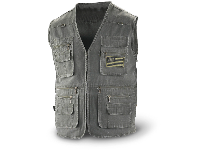 Blue Stone Safety, vest, vests, clothing, Blue Stone Safety Olive Concealment Vest