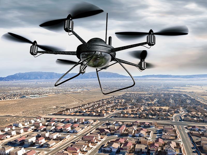 Arizona Fpv S Home Surveillance Drones