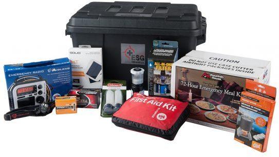 Brownells ESG Essentials Emergency Home Kit