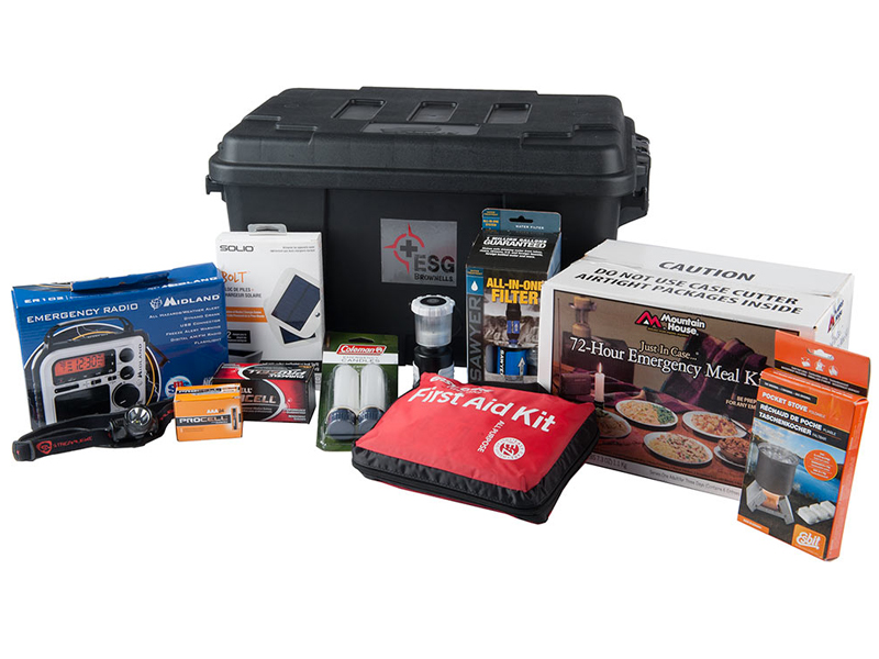 Brownells ESG Essentials Emergency Home Kit