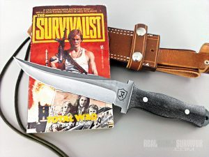 john thomas rourke, jerry ahern, survivalist, knife, knives, sharon ahern