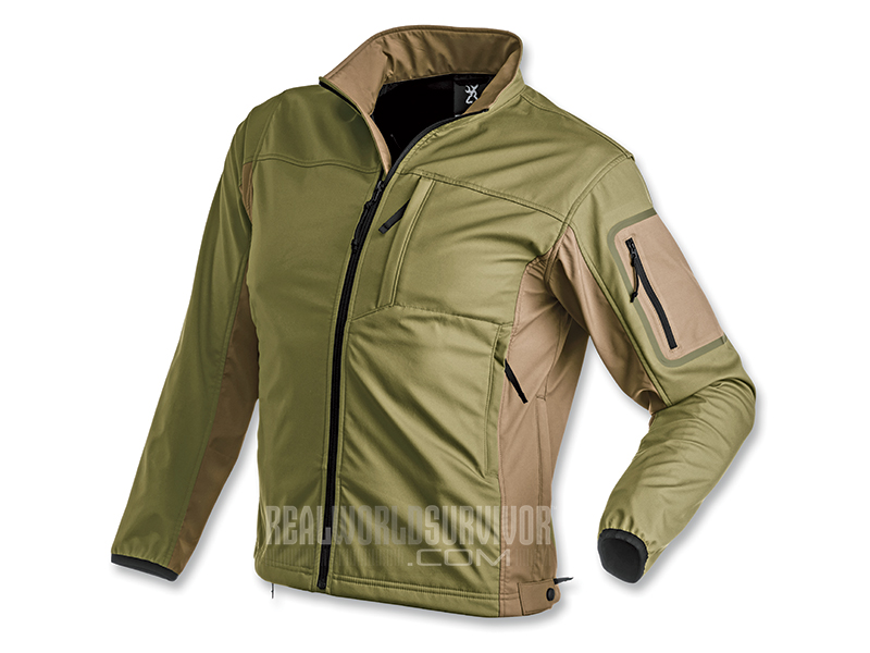 clothes Browning Tracer Soft Shell Jacket