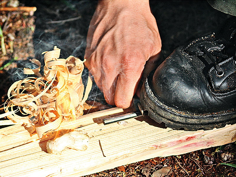 Mastering the Flame boot