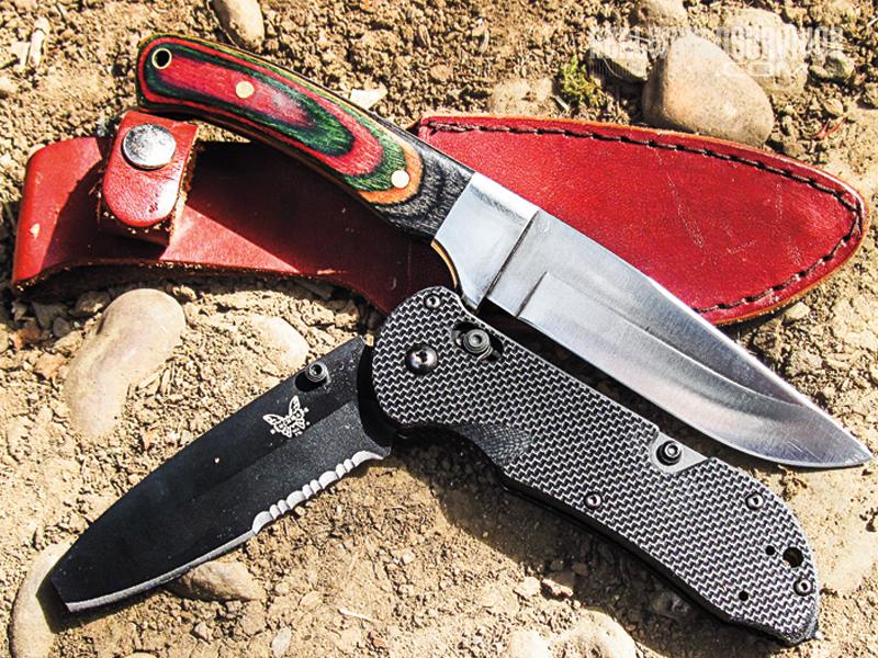 knives, knife, Gerber LMF II
