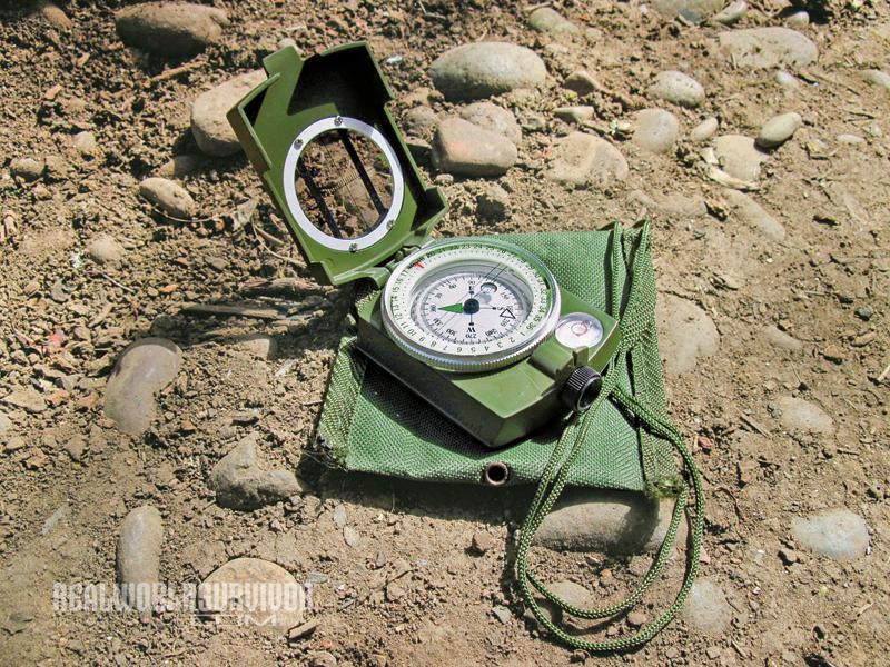 Compass, Suunto compass