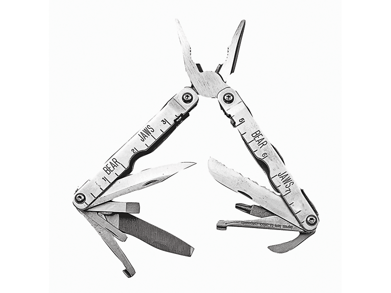 Bear & Son Cutlery, Bear Jaws Locking Multi-Tool, multi-tool