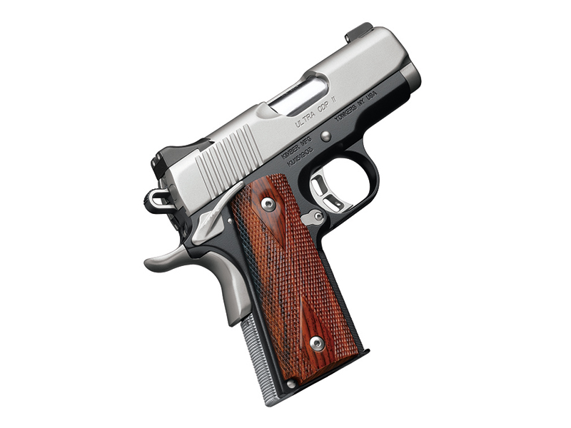 Kimber Ultra CDP II, Kimber, pistols, pistol, gun, guns
