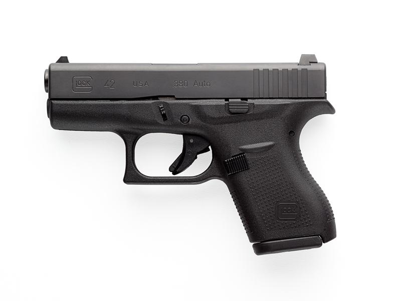 Glock, pistols, gun, guns, pocket pistol, glock 42 .380