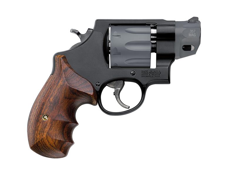 Smith & Wesson Model 327, smith & wesson, gun, guns