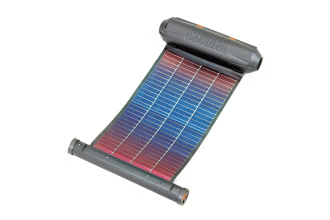 Bushnell, power source, off-grid, solarwrap